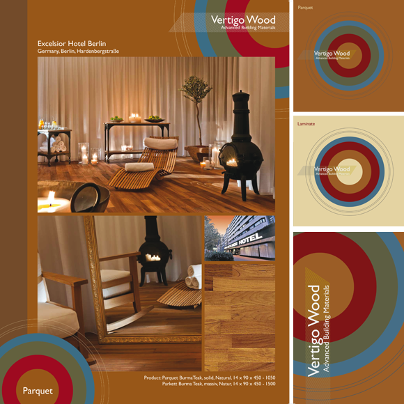 Katalog, VertigoWood Advanced Building Materials